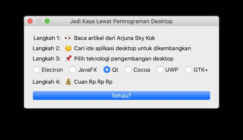 Pemrograman Desktop