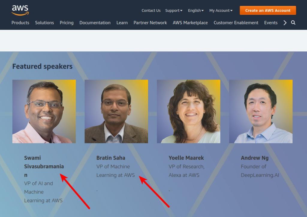 Halaman Summit Machine Learning