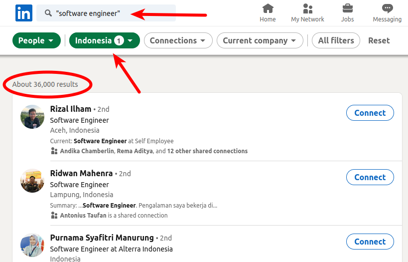 36 ribu software engineer Indonesia